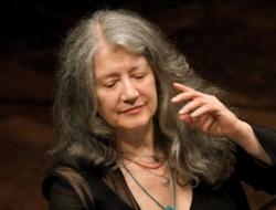 Martha Argerich - Miembro del jurado