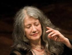 Martha Argerich - jury member
